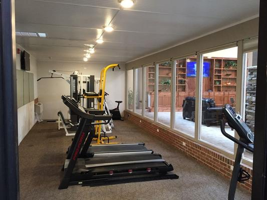 Cascades Mountain Resort Ascend Hotel Collection - Hendersonville - Gym
