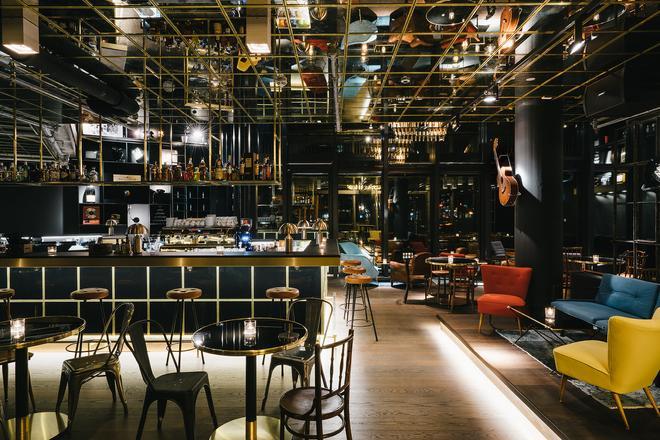 Ruby Lilly Hotel Munich - Munich - Bar