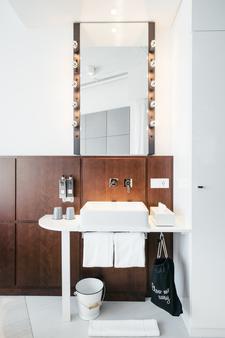 慕尼黑紅寶石百合酒店 - 慕尼黑 - 浴室