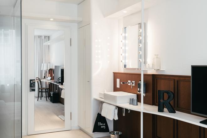 Ruby Lissi Hotel Vienna - Vienna - Bathroom