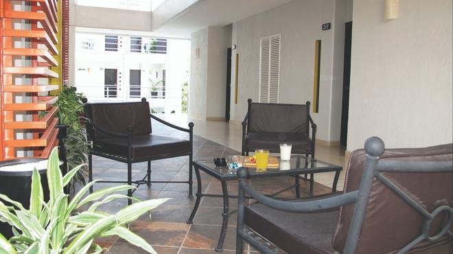 RS Suites Hotel - Тустла-Гутьеррес - Терраса на крыше