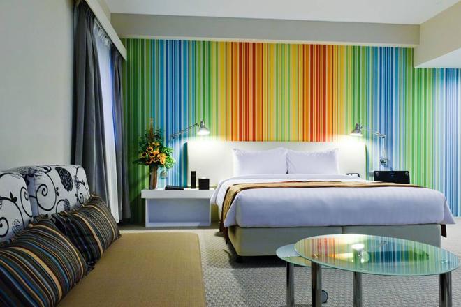 Ji Hotel Orchard Singapore - Singapore - Bedroom