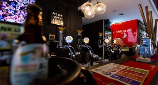 Ji Hotel Orchard - Singapore - Bar
