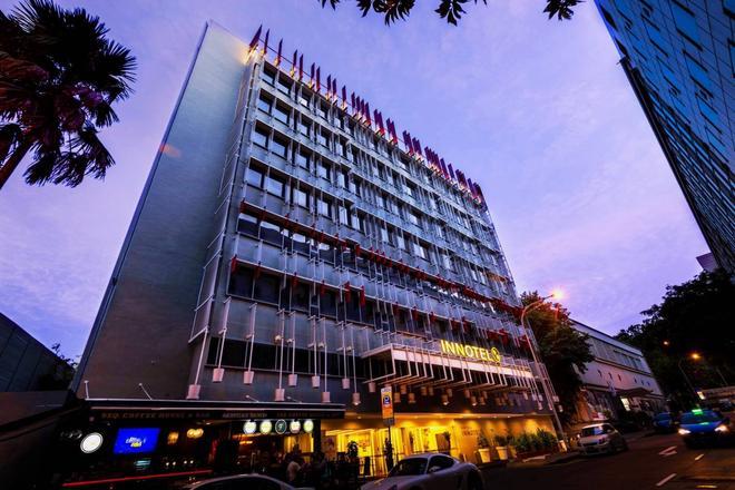 Ji Hotel Orchard Singapore - Singapore - Building