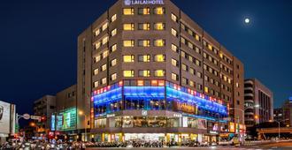 Lai Lai Hotel - Taichung - Κτίριο