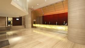 Prudential Hotel - Hong Kong - Accueil