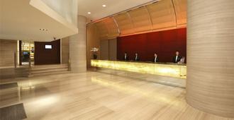 Prudential Hotel - Hong Kong - דלפק קבלה