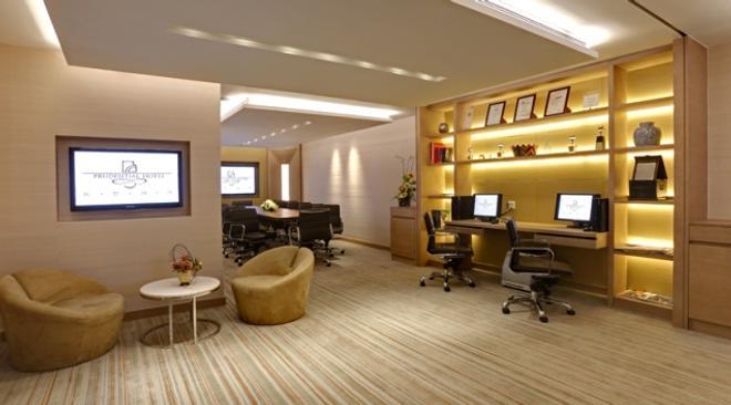 Prudential Hotel - Hong Kong - Centro de negócios