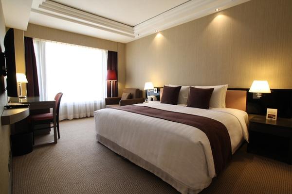 Prudential Hotel - Hong Kong - Quarto