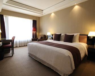 Prudential Hotel - Гонконг - Спальня