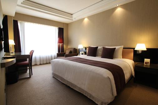 恆豐酒店 - 香港 - 臥室