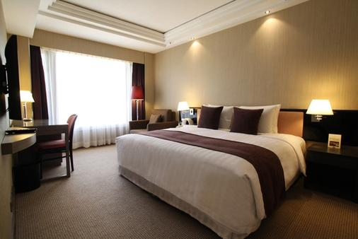 Prudential Hotel - Hong Kong - Bedroom