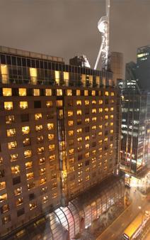 Prudential Hotel - Hong Kong - Building