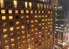 Prudential Hotel - Hong Kong - Edifício