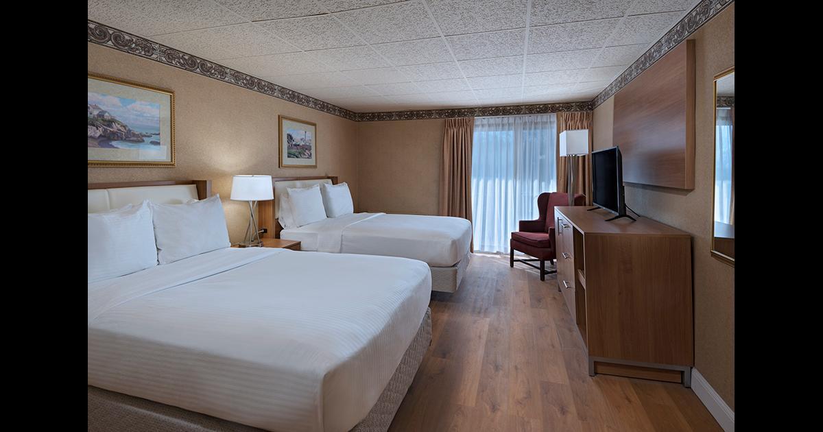 Mountain Laurel Resort $91 ($̶1̶4̶2̶)  White Haven Hotel Deals