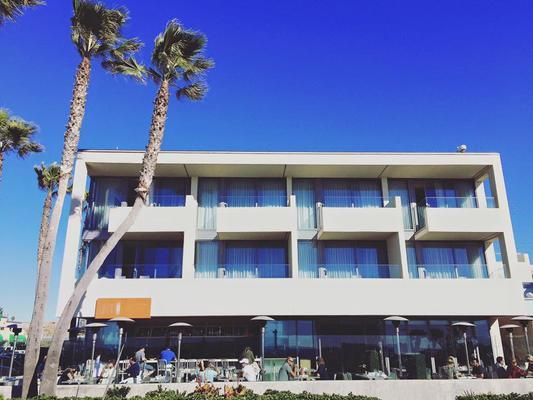 โรงแรมทาวเวอร์23 - ซานดีเอโก - อาคาร