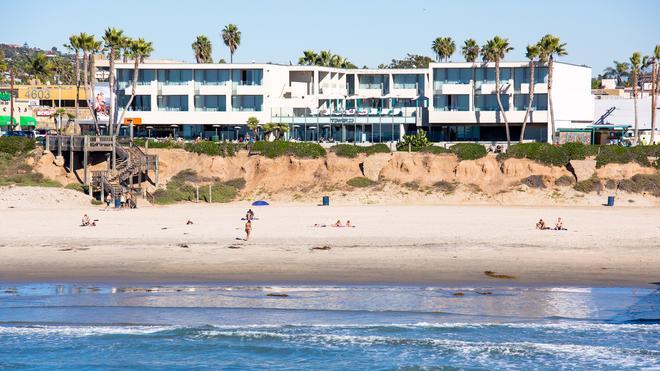 โรงแรมทาวเวอร์23 - ซานดีเอโก - ชายหาด
