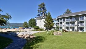 The Beach Retreat & Lodge at Tahoe - South Lake Tahoe - Κτίριο
