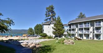 Beach Retreat & Lodge at Tahoe - South Lake Tahoe - Toà nhà