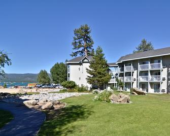 The Beach Retreat & Lodge at Tahoe - South Lake Tahoe - Gebouw