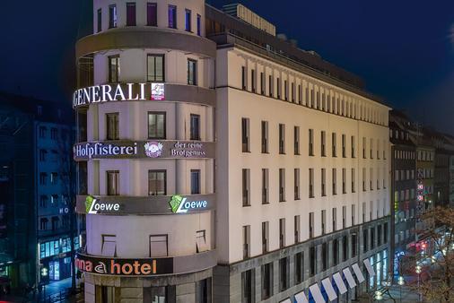 anna hotel - Munich - Building