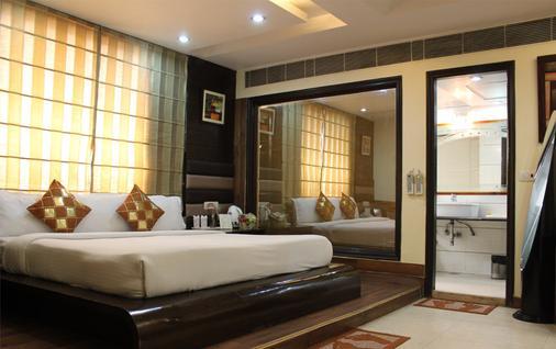 丹安斯住宅酒店 - 新德里 - 新德里 - 臥室