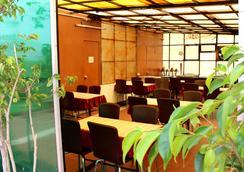 丹安斯住宅酒店 - 新德里 - 新德里 - 餐廳