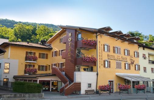 Hotel Ristorante Alla Nave - Lavis - Building