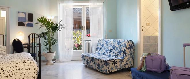 Aurelia 429 Fine Town House - Ρώμη - Κρεβατοκάμαρα