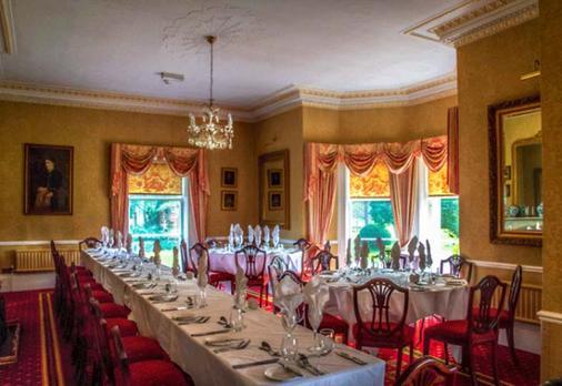 Hackness Grange Hotel - Scarborough - Bankettsaal