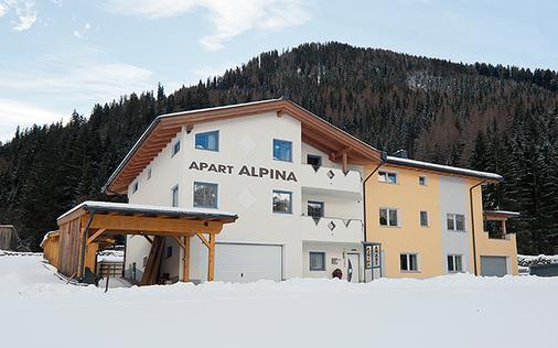 Gästehaus Alpina - Sankt Anton am Arlberg - Building