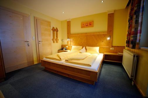 Gästehaus Alpina - Sankt Anton am Arlberg - Bedroom