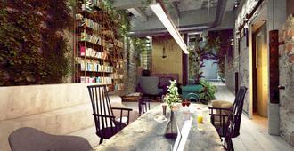Ekoos Hostel - Bilbao - Lobby