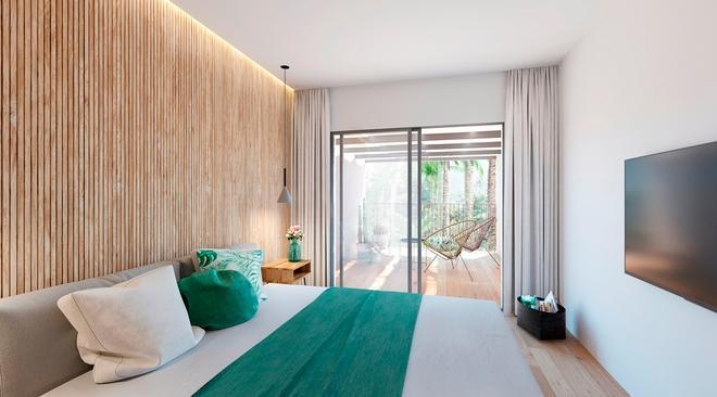 Paradiso Garden Hotel - Palma de Mallorca - Bedroom