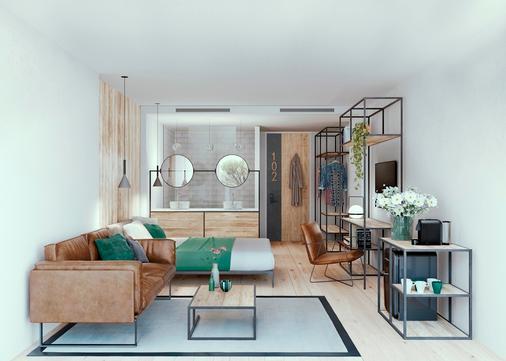 Paradiso Garden Hotel - Palma de Mallorca - Living room