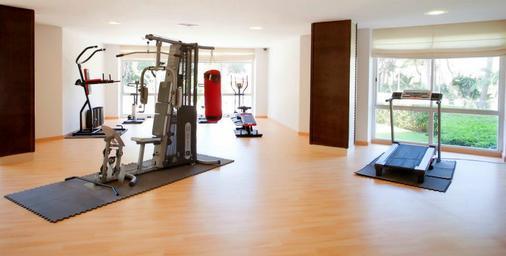 Hotel Pabisa Sofia - Thành phố Palma de Mallorca - Gym