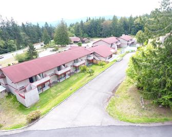 Sequim Bay Lodge - Секуим - Здание