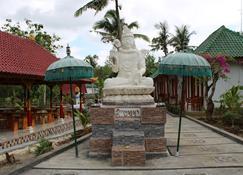 Kubu Reot Taman Asri - Nusa Penida - Outdoor view