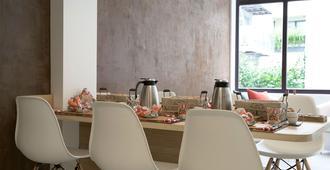遊走布魯塞爾住宿加早餐旅館 - 布魯塞爾 - 餐廳