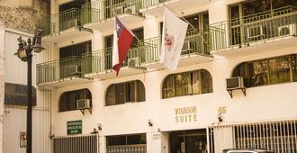 Hotel Windsor Suites - Santiago - Building