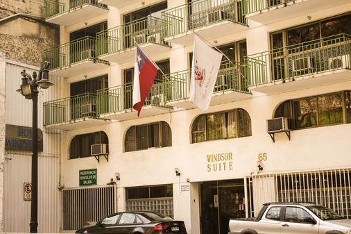 Hotel Windsor Suites - Santiago - Rakennus