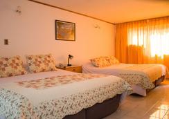 Hotel Windsor Suites - Santiago - Makuuhuone