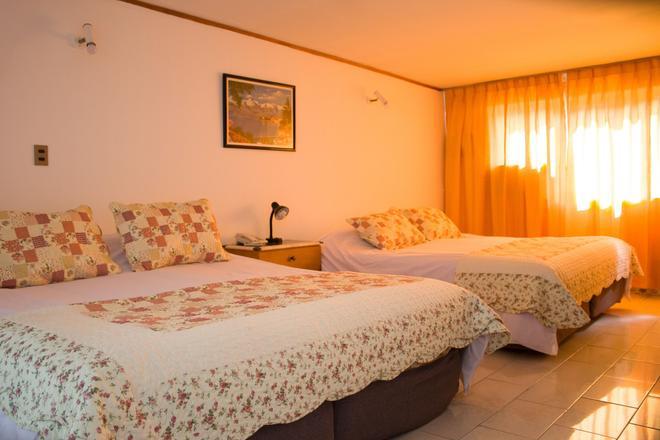 Windsor Suites Hotel - Santiago - Bedroom