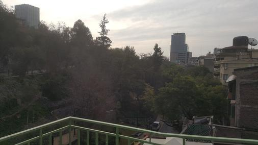 Windsor Suites Hotel - Santiago - Balcony