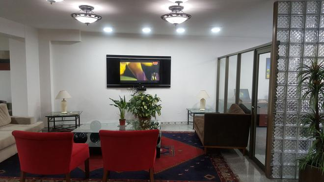 Windsor Suites Hotel - Santiago - Lounge