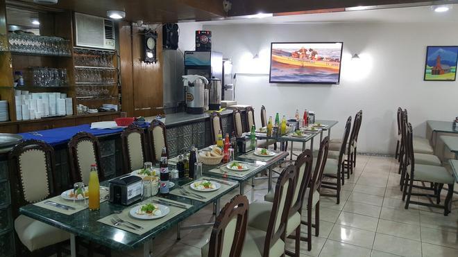 Windsor Suites Hotel - Santiago - Restaurant