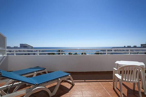 熱帶綠洲最佳大酒店 - 莫哈卡爾 - 莫哈卡爾 - 陽台