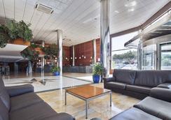 熱帶綠洲最佳大酒店 - 莫哈卡爾 - 莫哈卡爾 - 大廳