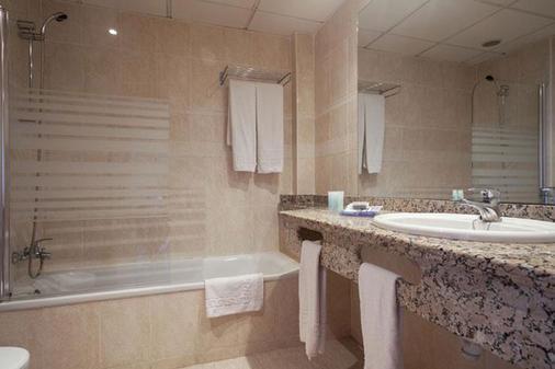 熱帶綠洲最佳大酒店 - 莫哈卡爾 - 莫哈卡爾 - 浴室