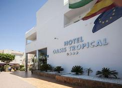 Hotel Best Oasis Tropical - Mojacar - Building